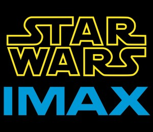 Star Wars on IMAX