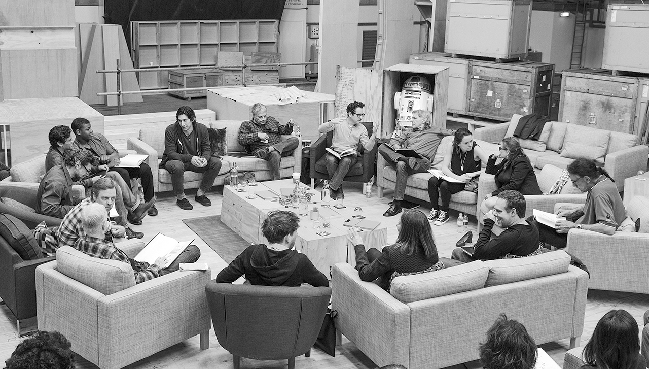 Star Wars: The Force Awakens Cast Announcement