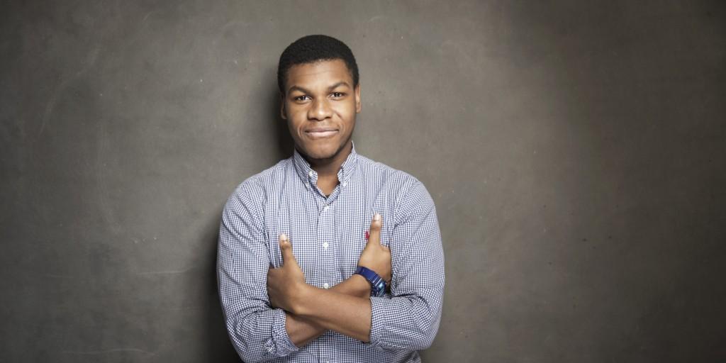 2014 Sundance Film Festival - John Boyega, portraits