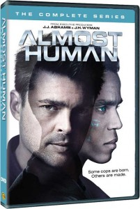 Almost Human - The Complete Series