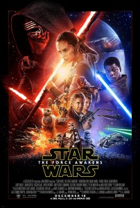 Star Wars: The Force Awakens - Poster