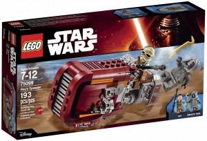 Rey's Speeder (LEGO)