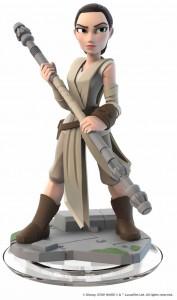 Rey - Disney Infinity