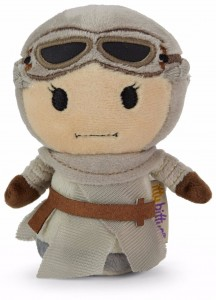 "Rey - itty bitty - 4"" plush"