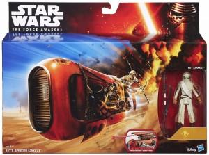 Rey's Speeder (Jakku)