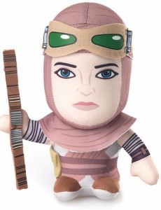 Rey Super Deformed Plush