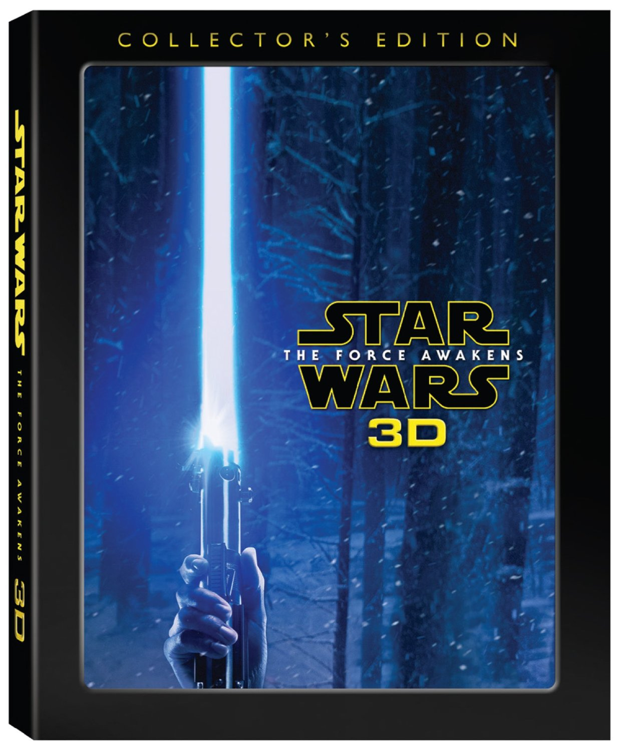 Star Wars: The Force Awakens - Blu-ray 3D